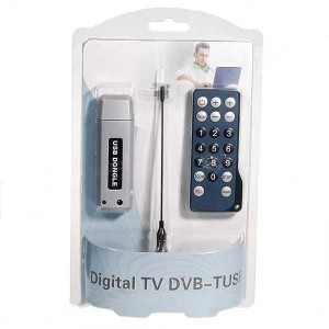 HDTV DVB-T USB Televize do PC i notebooku